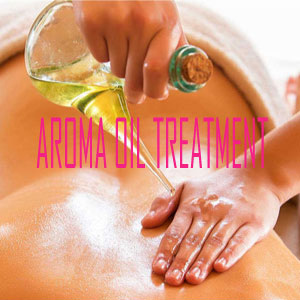 AROMA OIL TREATMENT